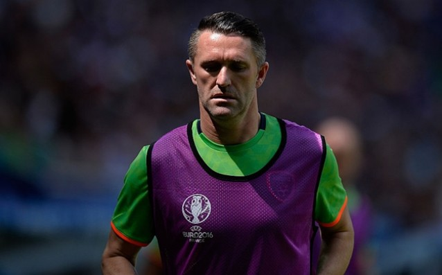 Robbie Keane is leaving LA Galaxy