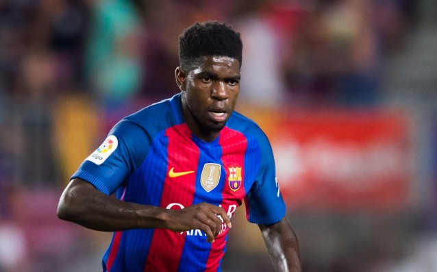 Umtiti may recover for the El Clasico