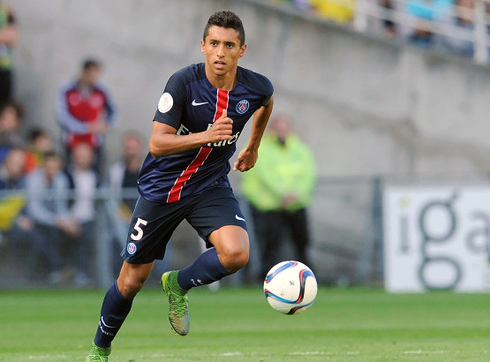 Marquinhos refused to Barca out of respect for PSG