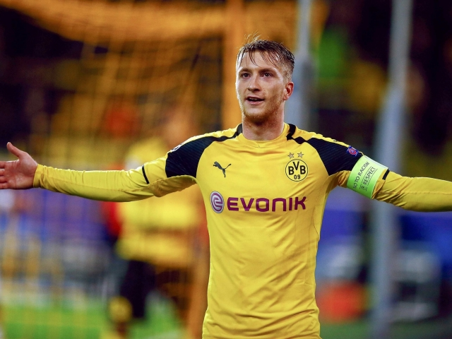 Reuss is questionable for the match against Real Madrid