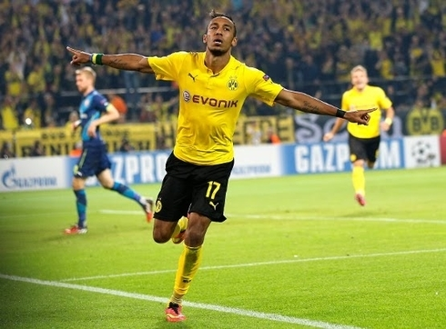 Aubameyang: 'Yes, it is true, I promised my grandfather that I will play at Real one day.'