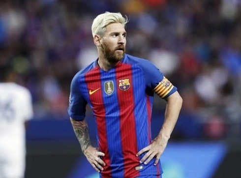 Barca and Messi began to negotiate a new treaty