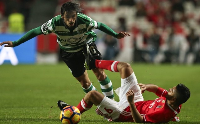 Benfica won the match against Sporting Lisbon