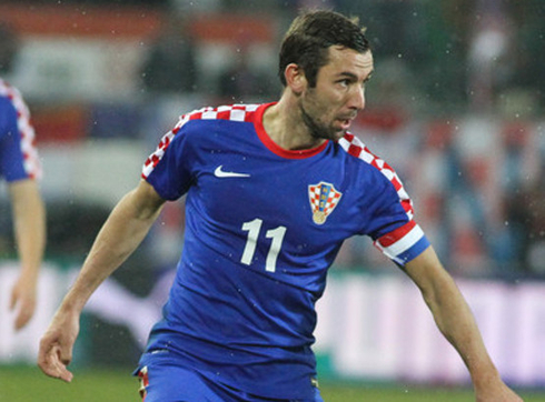 Barca draws on a free transfer the captain of Croatia