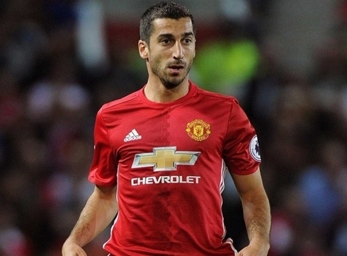 Henrikh Mkhitaryan: 'My idol is Thierry Henry!'