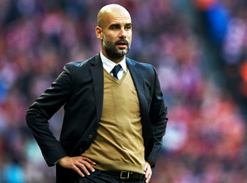 Guardiola: 'Even Sir Alex has to spend 11 years to win the title in England.'