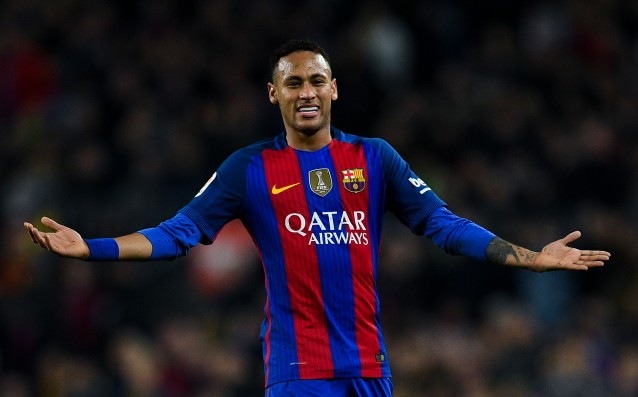 Barca cleared the taxes around the transfer of Neymar