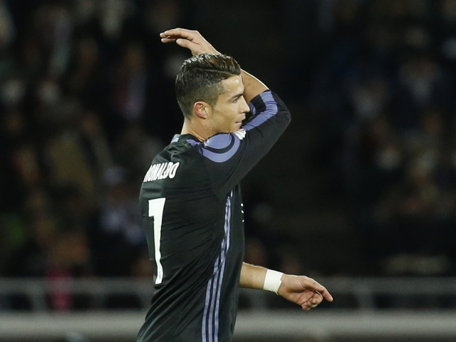 Cristiano is against the video replays