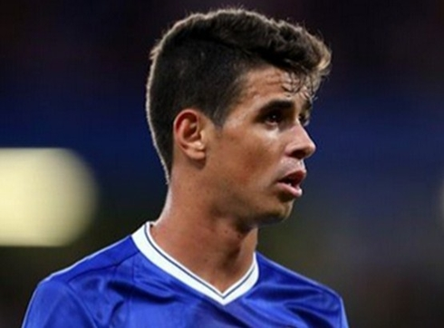 Chelsea is selling Oscar in China
