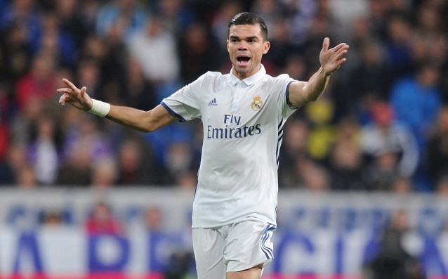 Real Madrid received two very good offers for Pepe