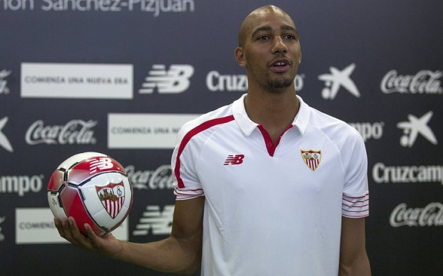 Sevilla may part with N'Zonzi