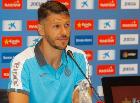 Martin Demichelis was released from Espanyol