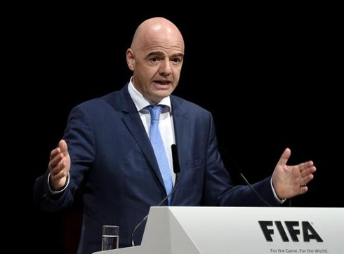 The decision of FIFA about 42 finalists was not supported by the European clubs