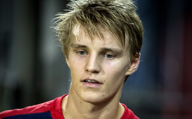 Real is sending Odegaard to a Dutch team