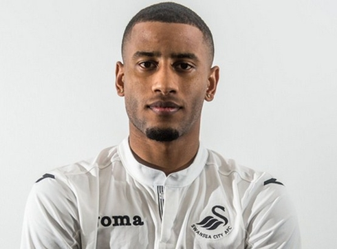 Swansea drew a Dutch striker