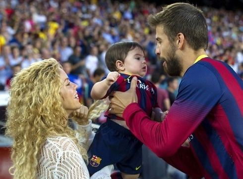 Shakira is making Pique join a London club