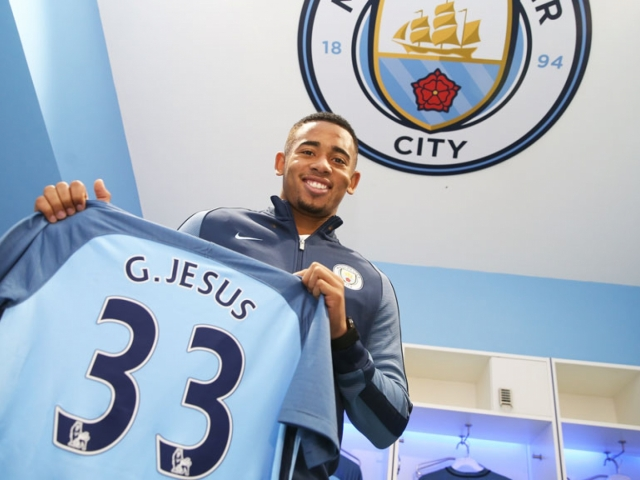 Gabriel Jesus: 'I will win titles with City!'
