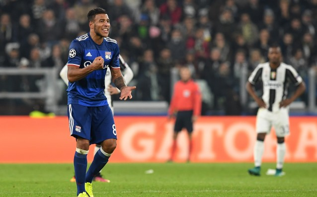 Corentin Tolisso is flattered by the interest of Juventus