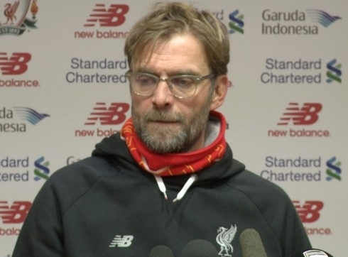 Klopp: 'It is hard to make transfers in January!'