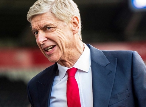Wenger: 'I am sorry about my behaviour!'