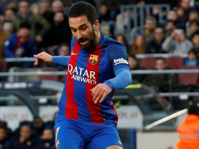Arda does not want to play in China