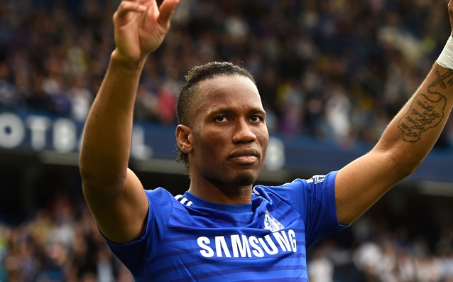 Didier Drogba is going to play in Australia