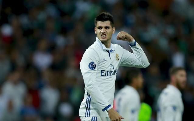 Morata is leaving Real Madrid if Zidane stays