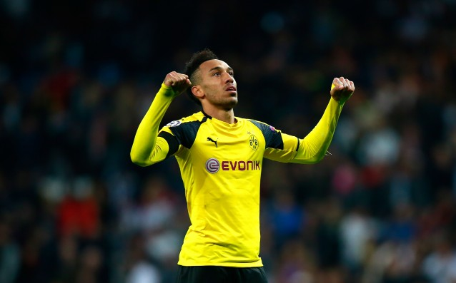 Aubameyang renewed training with Borussia Dortmund