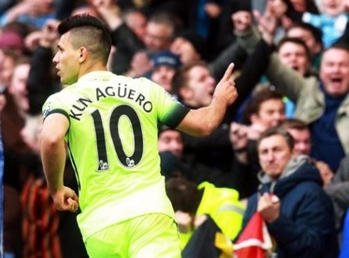 Manchester City is ready to sell Aguero to Inter for 93 million euros