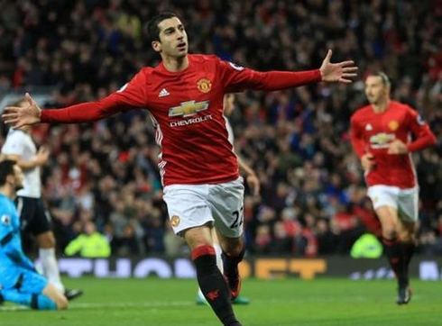 Mkhitaryan: 'United is not my dream club but...'