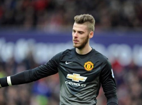 De Gea did not comment the rumours about Real Madrid
