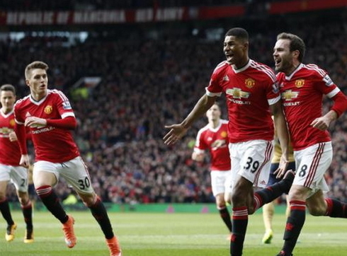The negotiations between Rashford and United failed
