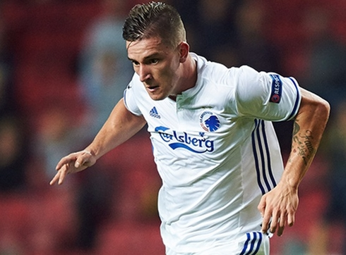 Main player of Copenhagen FC is out for the games vs. Ludogorets