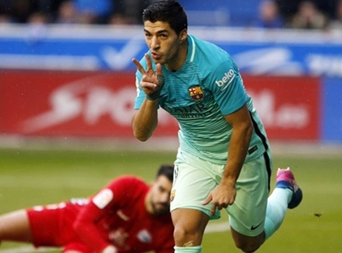 Suarez: 'We are the best in the world, we can make a turnaround against Paris Saint-Germain!'.