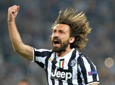 Andrea Pirlo will be back to Juventus