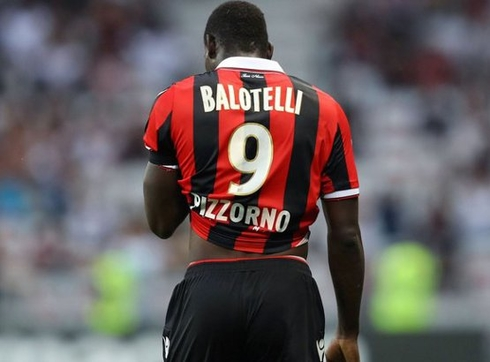 Balotelli is in trouble again