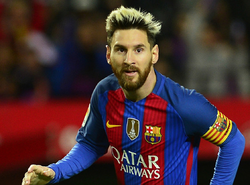 Messi launched a charity initiative in Egypt