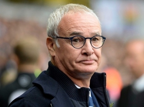 Official: Leicester fired Claudio Ranieri.