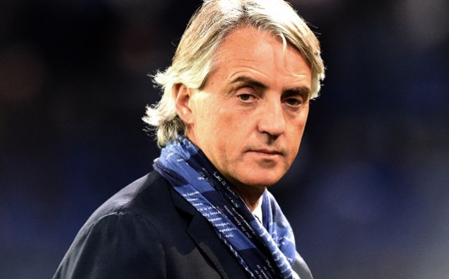 Mancini is ready to lead Leicester but he wants a big salary