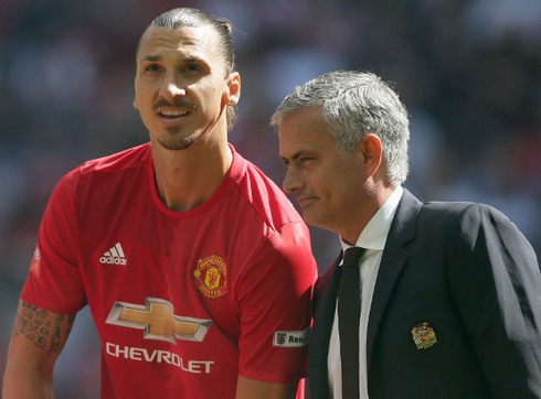 Ibrahimovic wants to stay at United for two more seasons