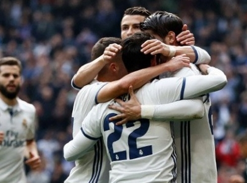 Real Madrid improved a 73-year-old record of Barca