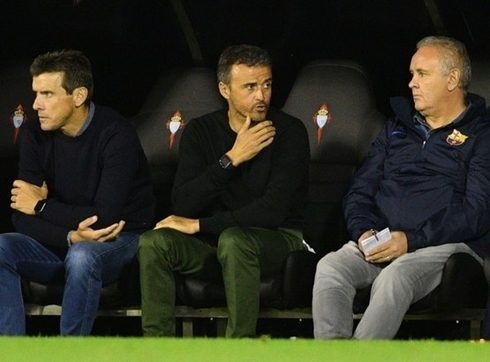 Luis Enrique revealed he is going to leave Barca