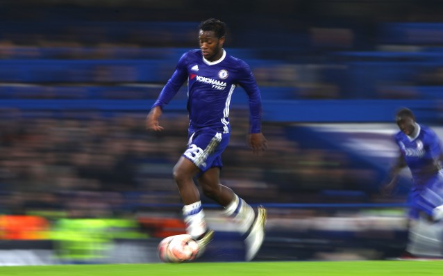 Chelsea is selling Michy Batshuayi