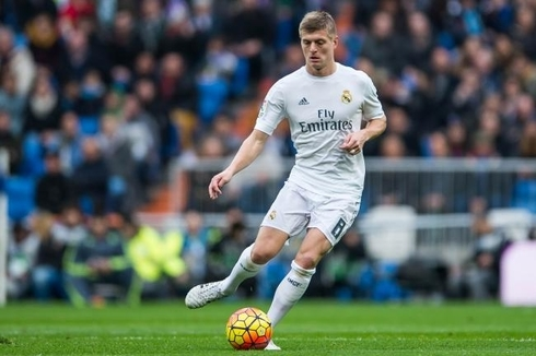 Kroos thinks Weigl is his 'double' in terms of football