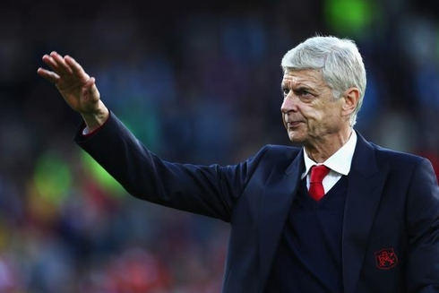 Wenger: 'The views of the fans is important, but it is not everything.'