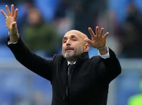 Spalletti denied signing a contract with Juventus