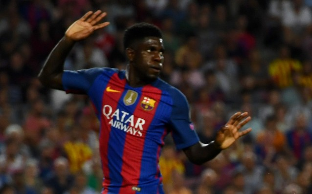 Umtiti is the talisman of Barcelona