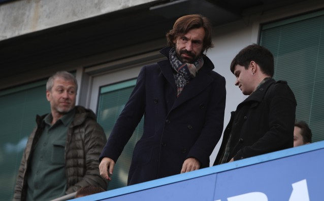 Andrea Pirlo: 'Conte is a genius!'