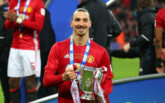 Ibrahimovic is going to leave Manchester United