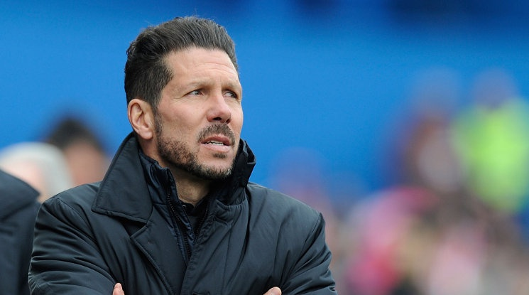 Diego Simeone will leave Atletico Madrid without having to pay a compensation to the team
